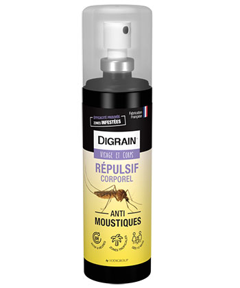 digrain r pulsif corporel spray 100ml. Black Bedroom Furniture Sets. Home Design Ideas